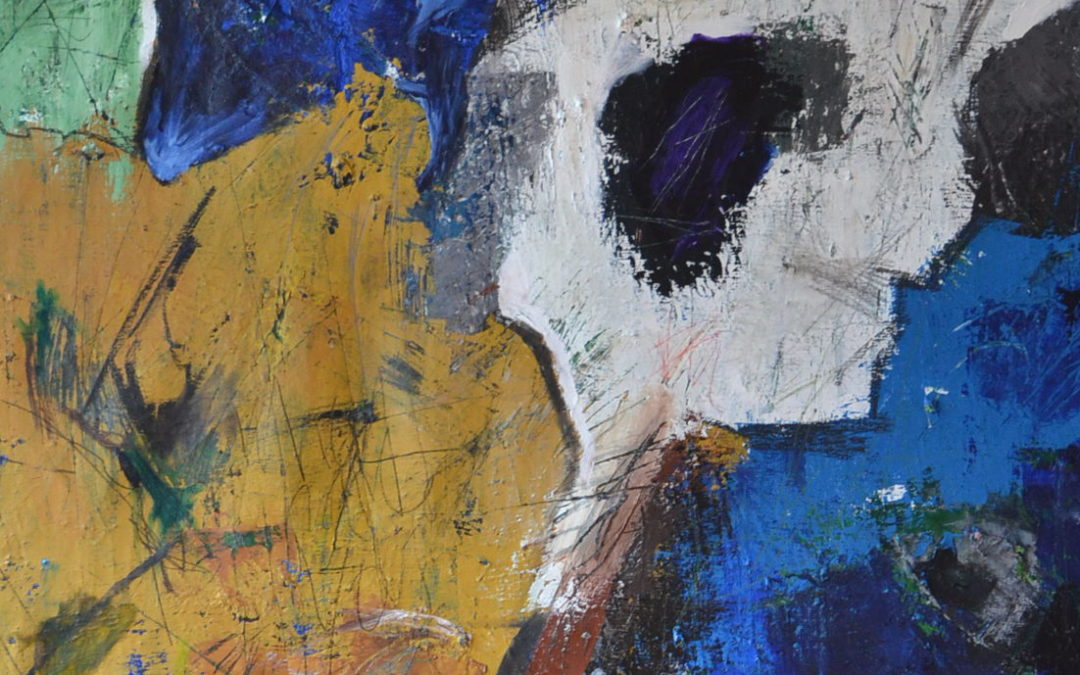 Painting: Untitled, Early December 72X60